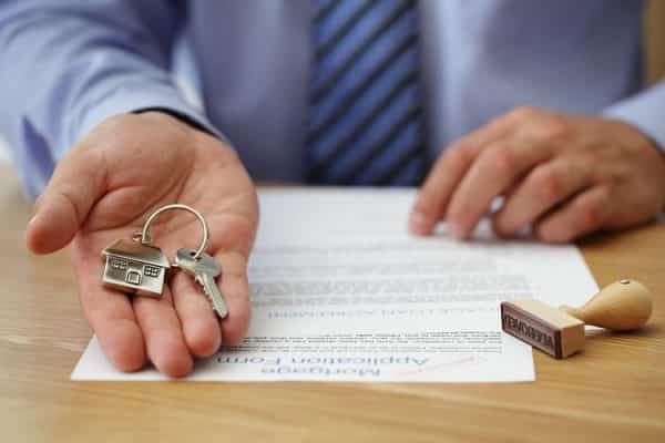 Contrato alquiler llaves en mano