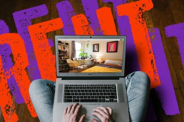 La mejor alternativa para el alquiler de un piso es a través de internet